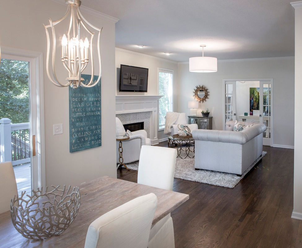 Interior design by Karen Mills (Photo by 29 Pixel Studios)
