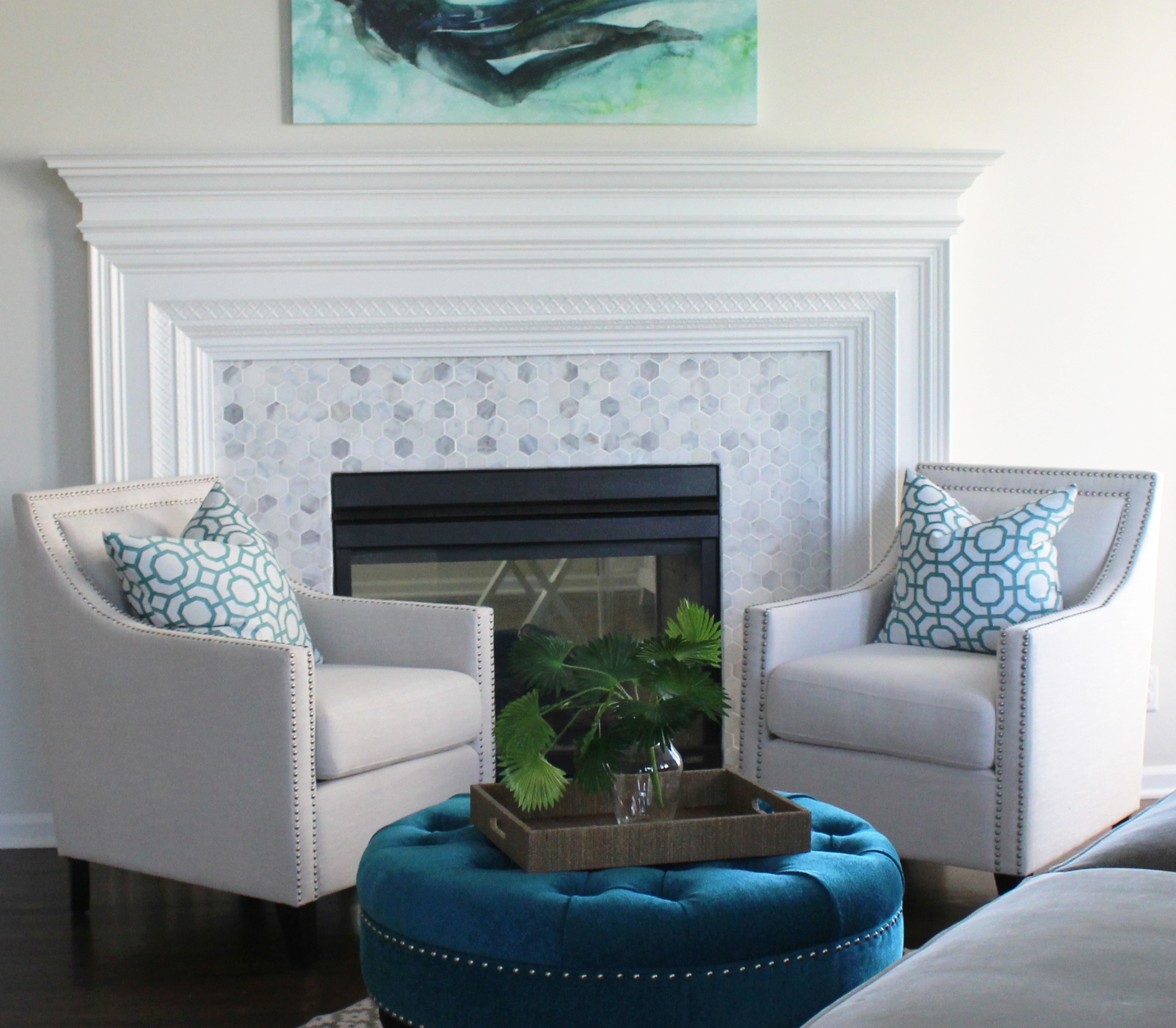 Modern Living Room Blog interior design: 3 savvy ways to makeover your living room using