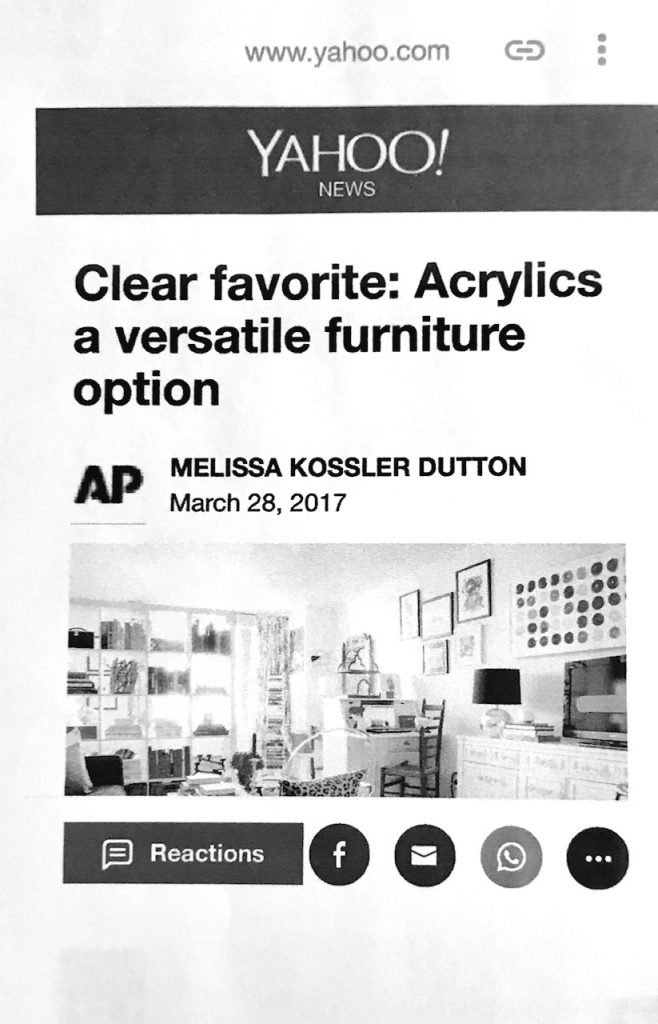 This image has an empty alt attribute; its file name is Clear-Favorite-Acrylics-a-Versatile-Furniture-Option-Yahoo-News-2017-658x1024.jpg