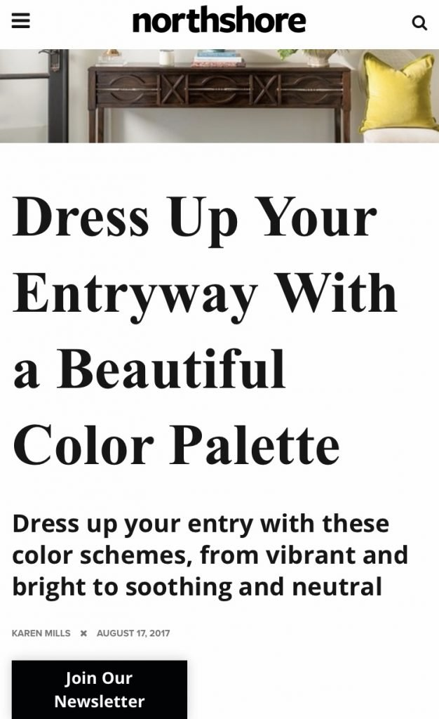 This image has an empty alt attribute; its file name is Dress-Up-Your-Entryway-with-a-Beautiful-Color-Palette-Northshore-2017-626x1024.jpg